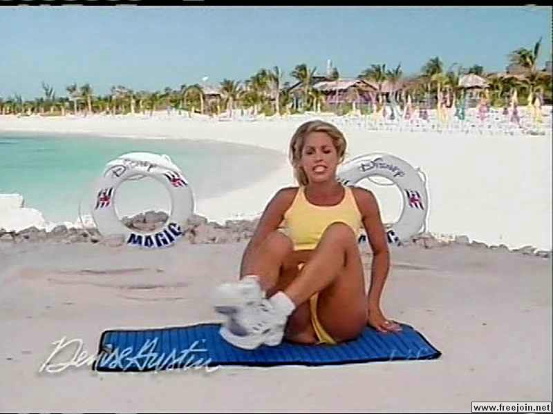 Denise austin fetish vids congratulate